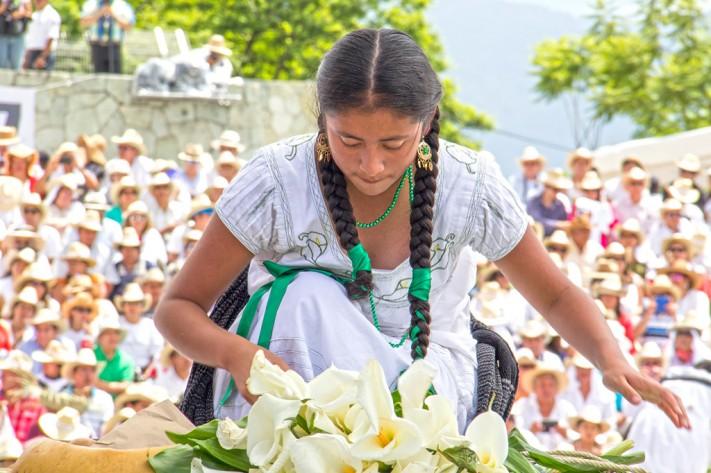 Baile Tradicional Guelaguetza