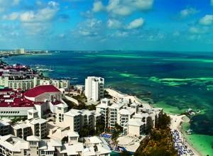 Cancún Panorámica