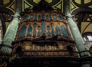 Órgano de la Catedral Metropolitana