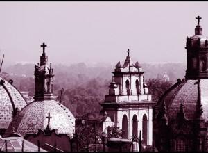 Cúpulas de la iglesia del Carmen