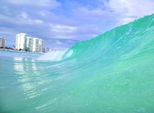 Cancún desde el Mar