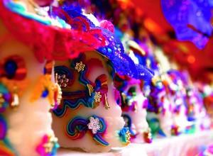 Feria del Alfeñique