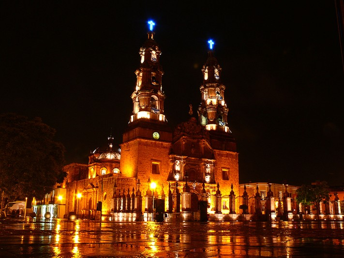Catedral Aguascalientes