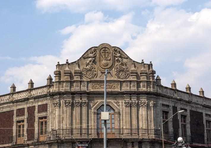 Palacio de Medicina © Foto cortesía de Karina Flores
