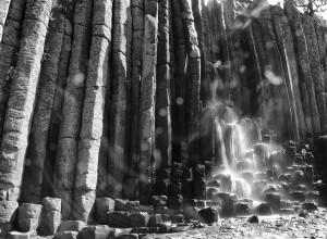 Prismas Basálticos - Huasca de Ocampo, Hidalgo © Karina Flores