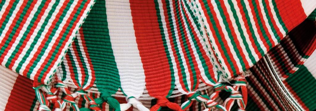 Moño Tricolor