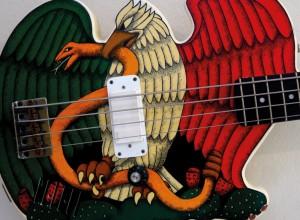 """Exposición """"25 discos que cambiaron al rock mexicano"""""""
