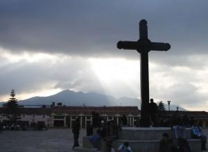San Cristóbal de las Casas.