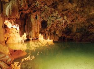 Cavernas del Gran Cenote