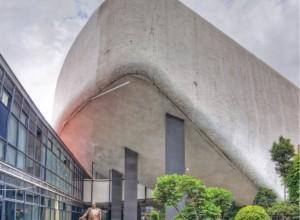 "Centro Cultural Jaime Torres Bodet, ""El Queso""."