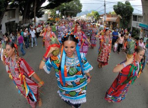 Fiesta de la Guelaguetza