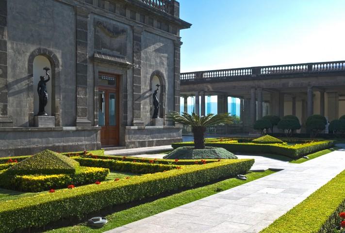 Castillo de Chapultepec © Bruno Pérez Chávez