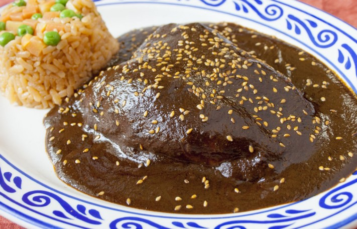 Mole © Bruno Pérez Chávez