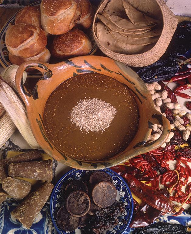 Mole © Consejo de Promoción Turística de México