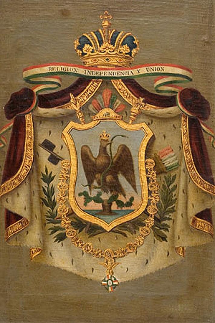Escudo de Armas de Iturbide1