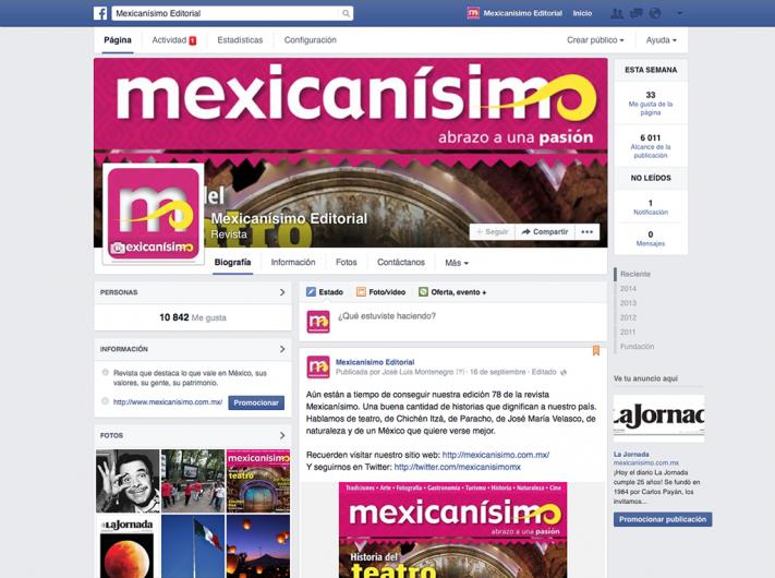 Facebook © Mexicanísimo