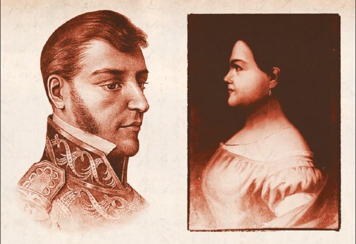 Ignacio López Rayón & Leonora Vicario