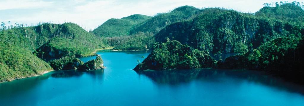 Lagunas de Montebello.