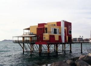 Restaurante en Puerto