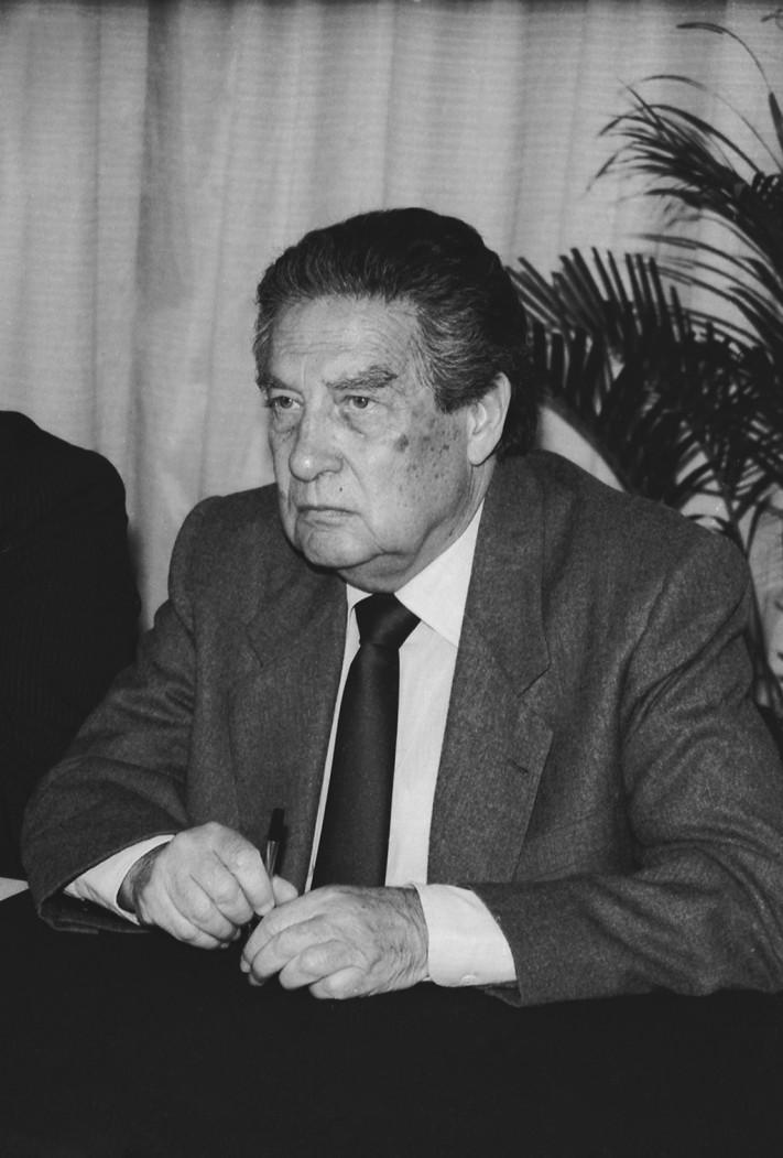Octavio Paz © Archivo General de la Nación