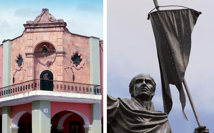 Palacio Municipal / Hidalgo © Alejandro Toussaint