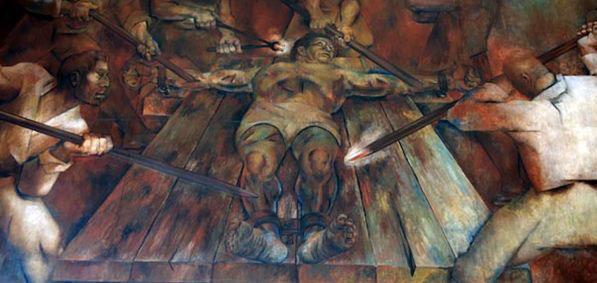 Tortura de Jacinto Canek