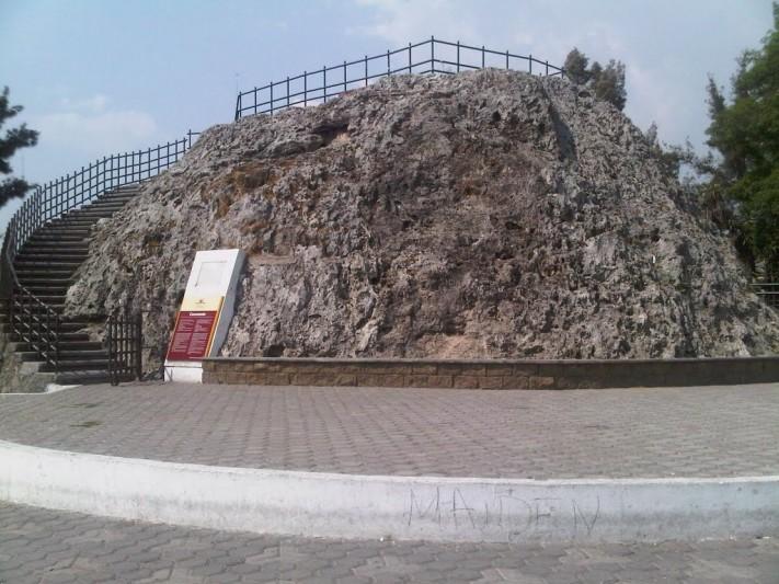Volcán Cuexcomate