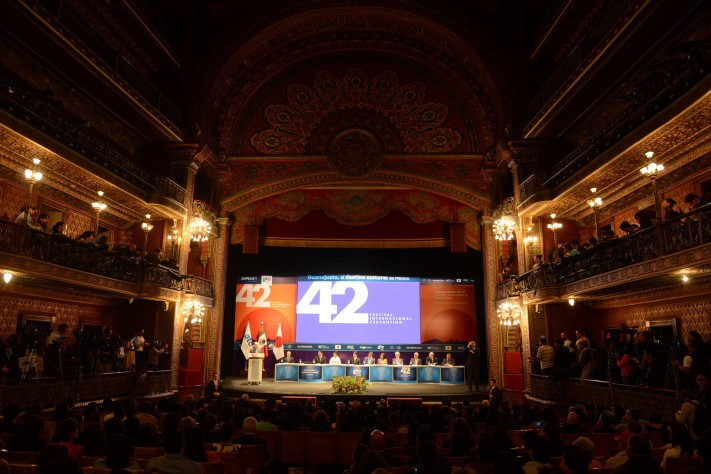 Inauguración, FIC 2014 ©