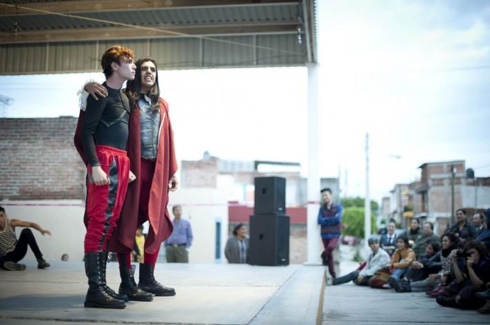 """Proyecto Ruelas. """"Shakespeare en Fuga"""" © FIC 2014"""