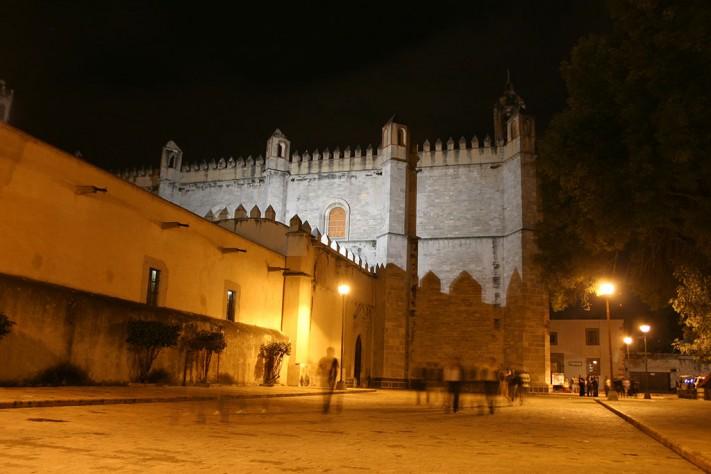 Ex convento de San José © SECTUR