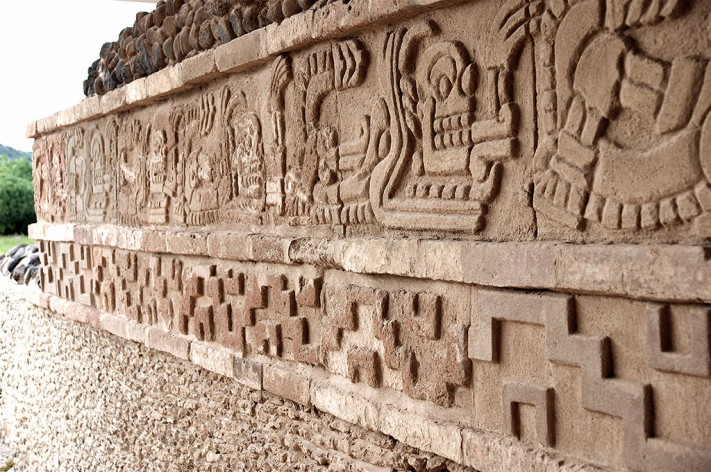Zona Arqueológica © SECTUR