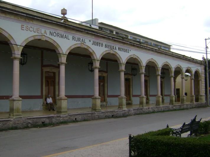 Escuela Normal Rural Justo Sierra Méndez