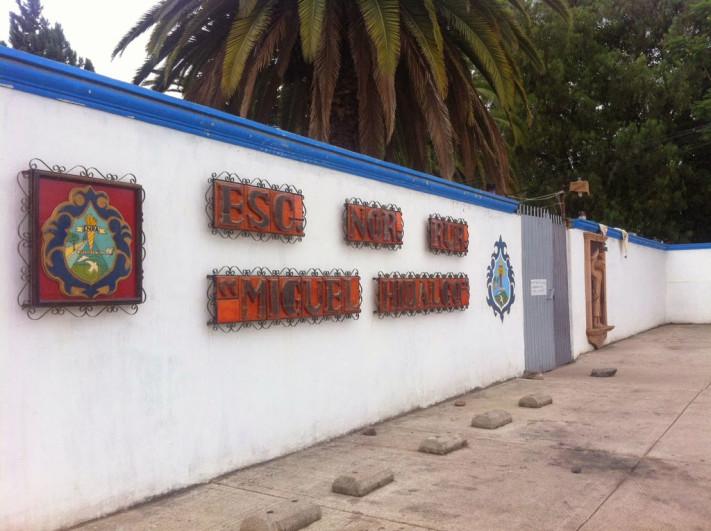 Escuela Normal Rural Miguel Hidalgo