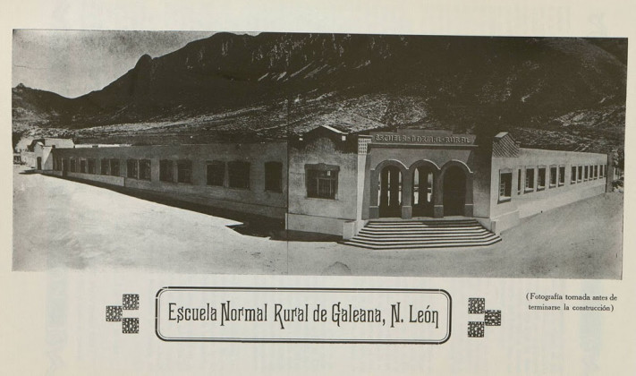 Escuela Normal Rural de Galeana NL