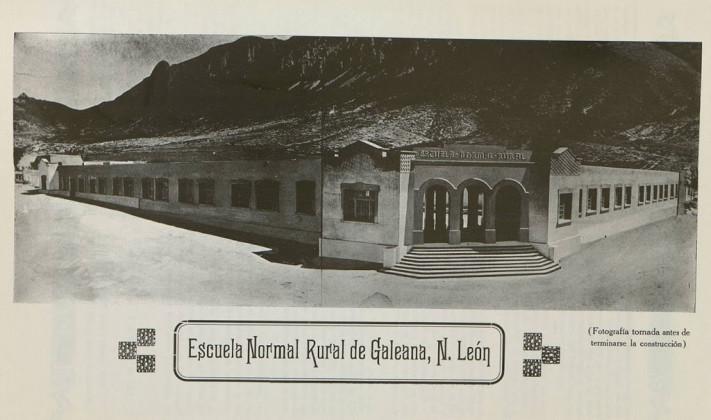 Escuela Normal Rural de Galeana NL
