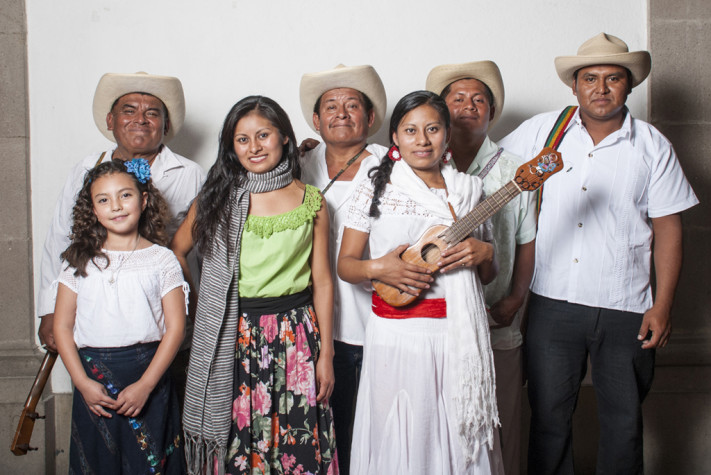 Familia Baxin © Juan Carlos López