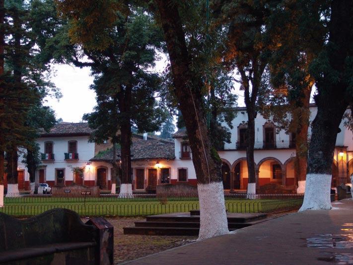 © Gobierno de Michoacán
