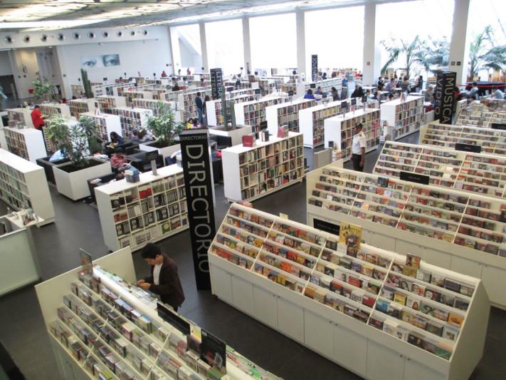 Librería Rosario Castellanos