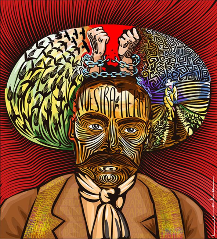 Zapata © José Luis Ceballos
