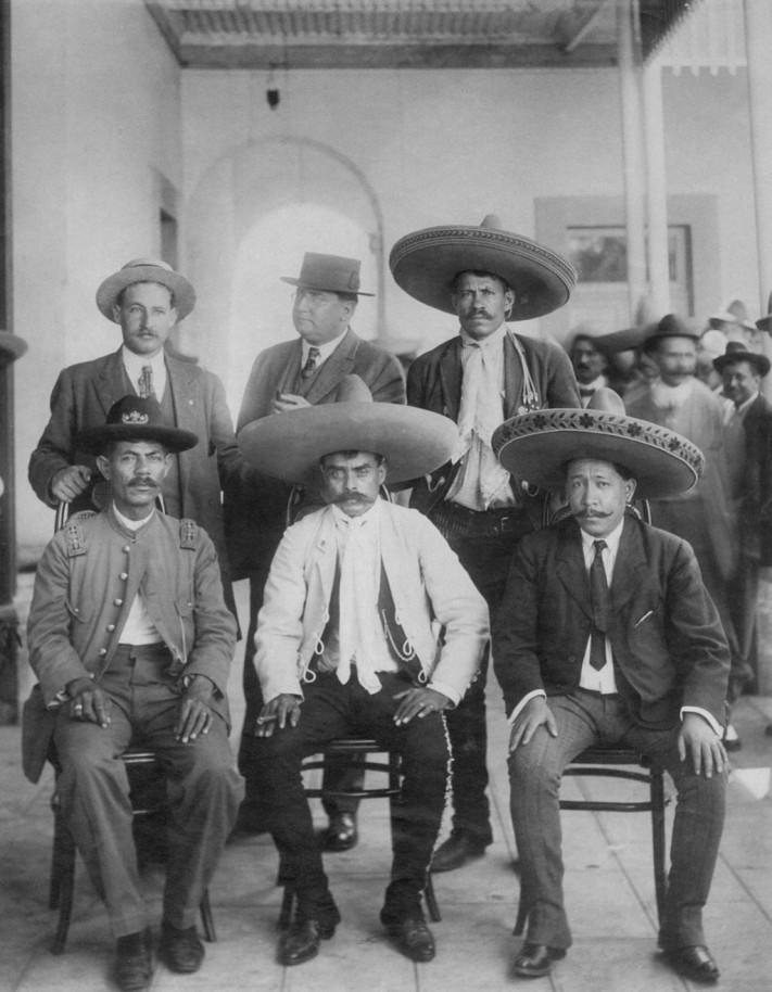 Zapata  © Archivo General de la Nación