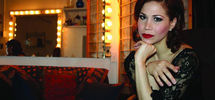 Bianca Marroquín en Chicago © Fernando Cárdenas