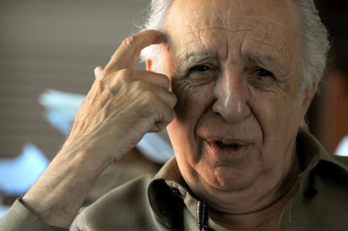 Vicente Leñero © CONACULTA
