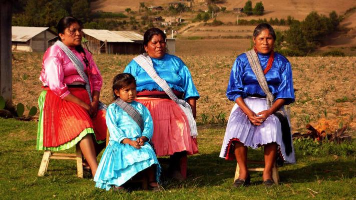 Mazahuas © Fundación Mazahua