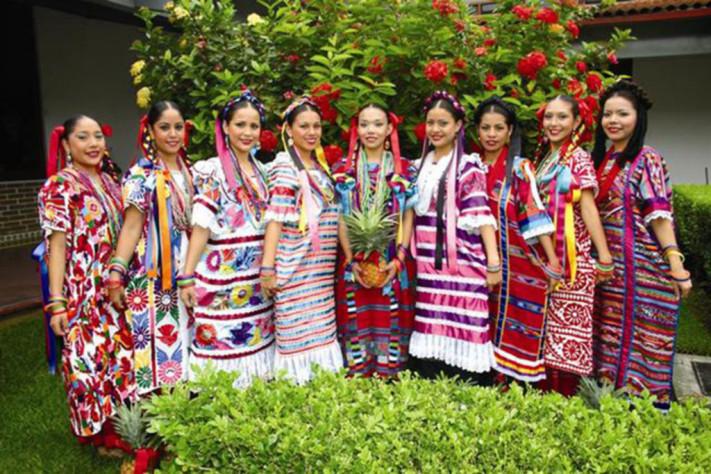 mujeres-chinantecas