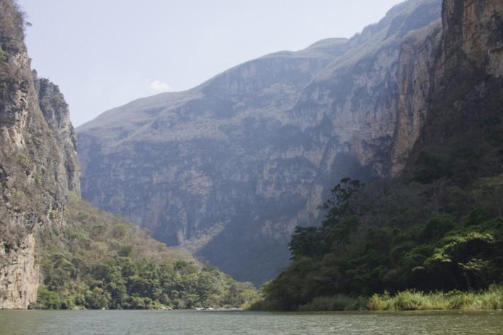 Cañón del Sumidero © Bruno Pérez Chávez