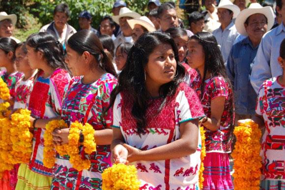 Guerrero náhuatl ©