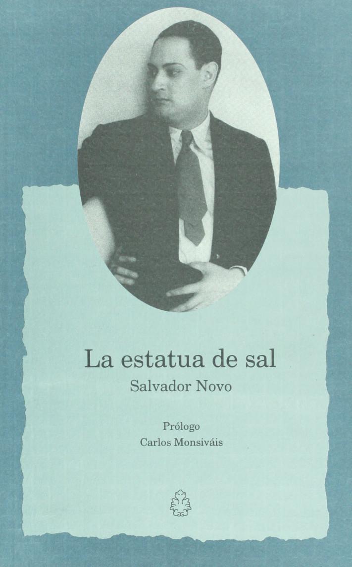 Salvador Novo libro