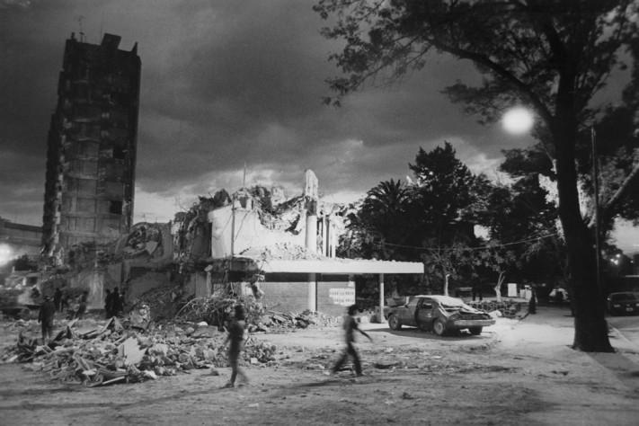 sismo 1985