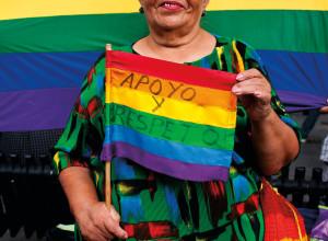 Marcha Nacional LGBTTTI.
