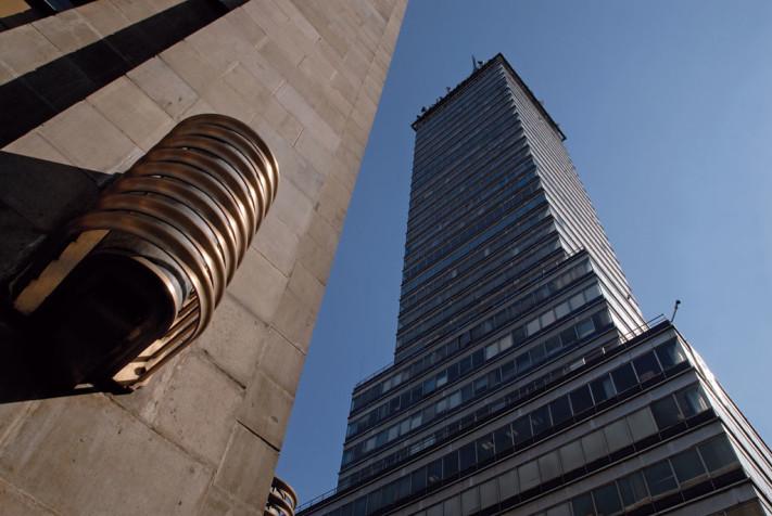 Torre Latinoamericana © Arturo Lara
